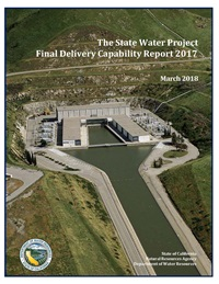 State Water Project Final Delivery Capability Report 2017 cover