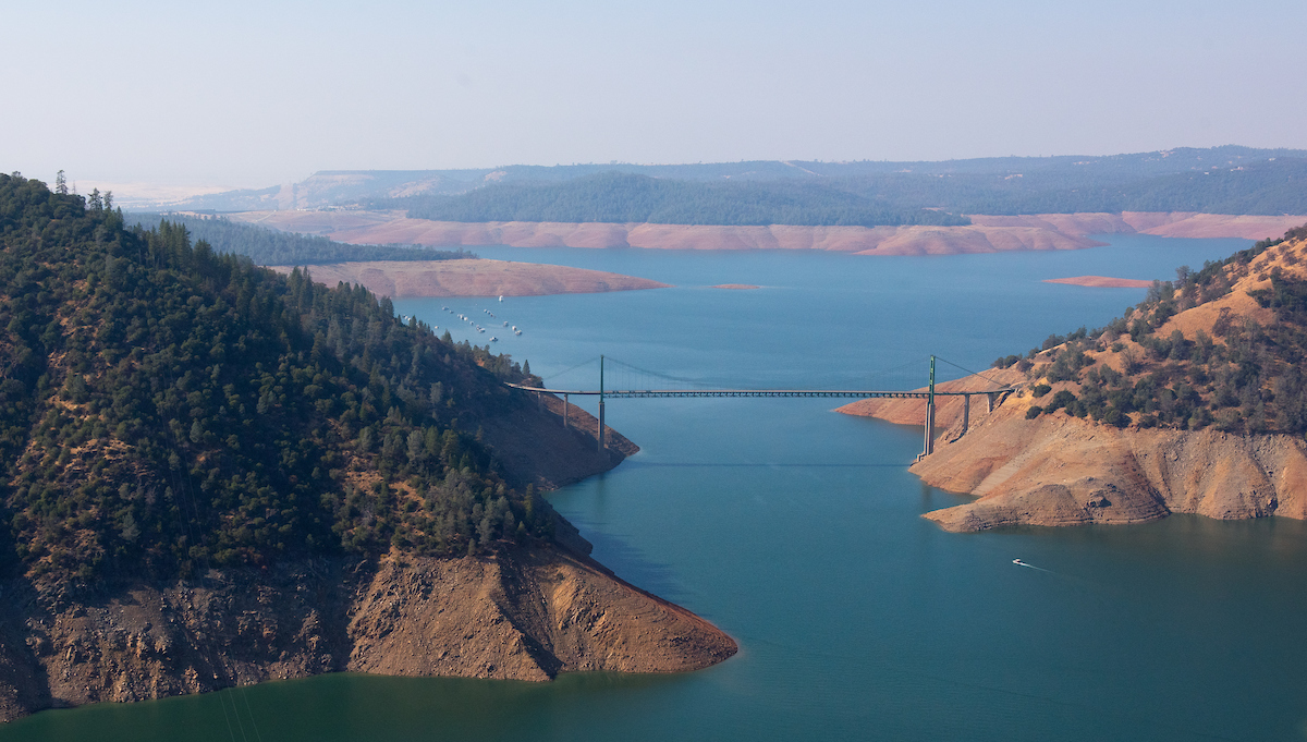 Oroville's Dam Crest Road Reopening to Public