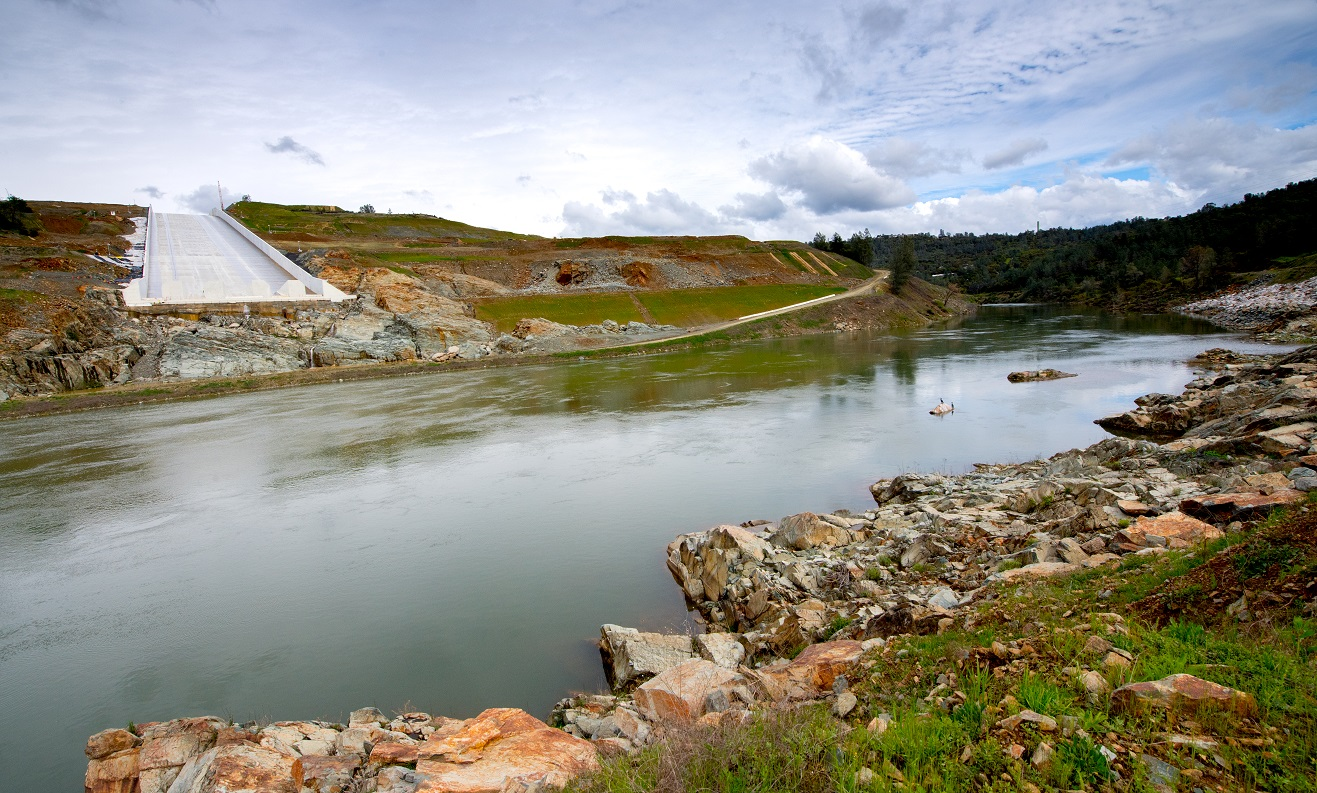 DWR Plans to Use Oroville Main Spillway April 2