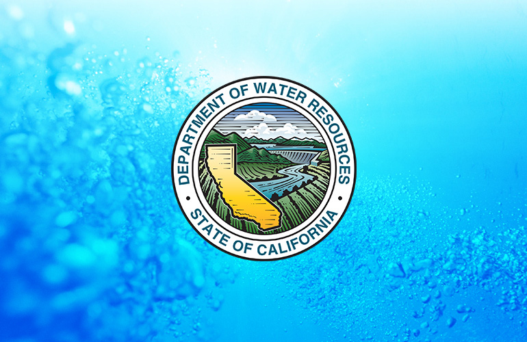 California Department of Water Resources logo