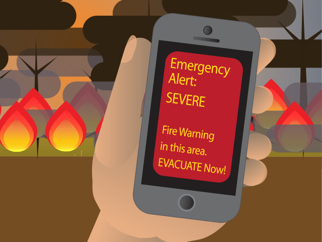 Flood After Fire application graphic