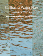 Water Plan Update 2018 cover image