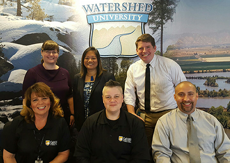 Watershed University presenters and team-April 2018