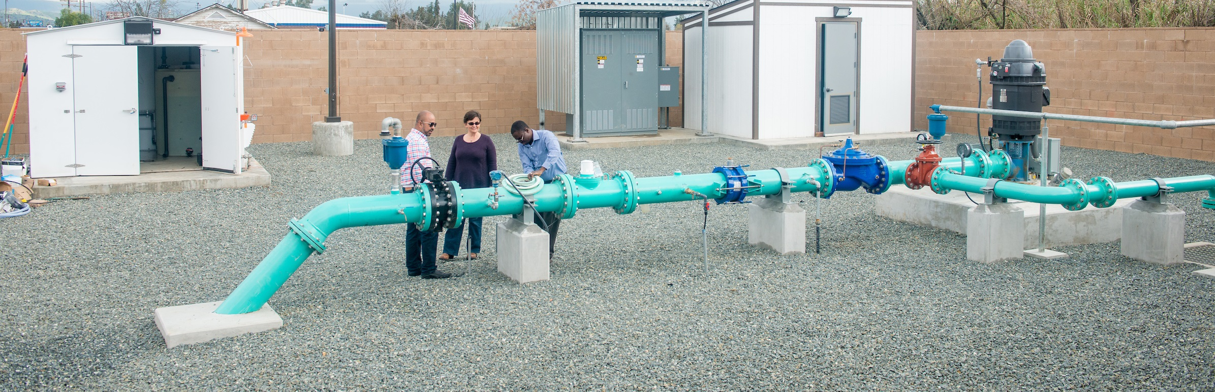 East Porterville Water Supply Project