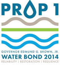 Proposition 1 Water Bond 2014 logo