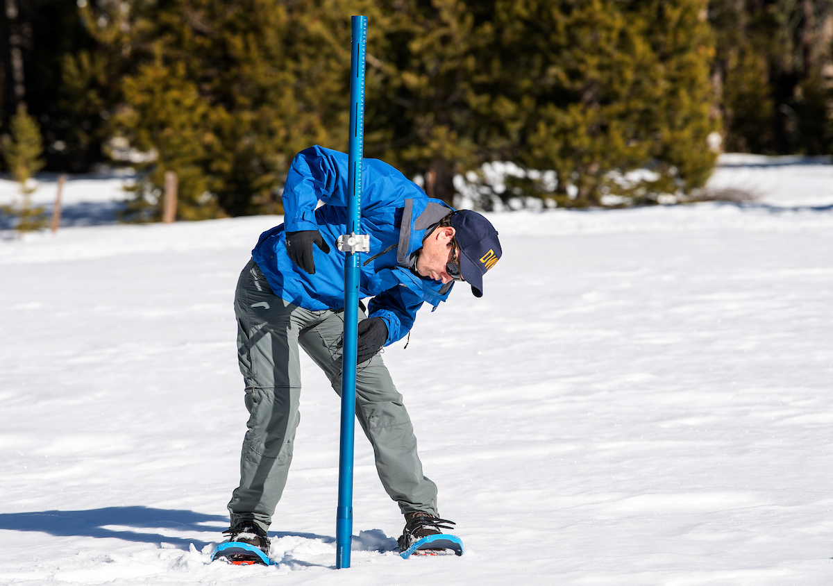 January 2019 snow survey
